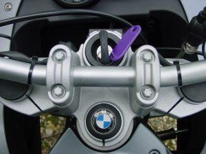 broken motorcycle key repair